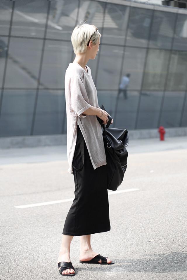 修身背带裙】-衣服-半身裙