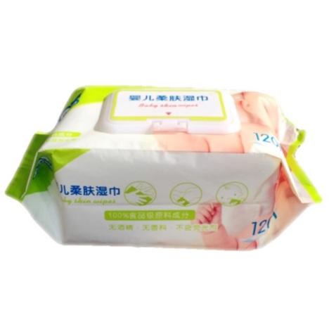 【【湿巾】两包起包邮妙贝贝超值1】-无类目-母婴
